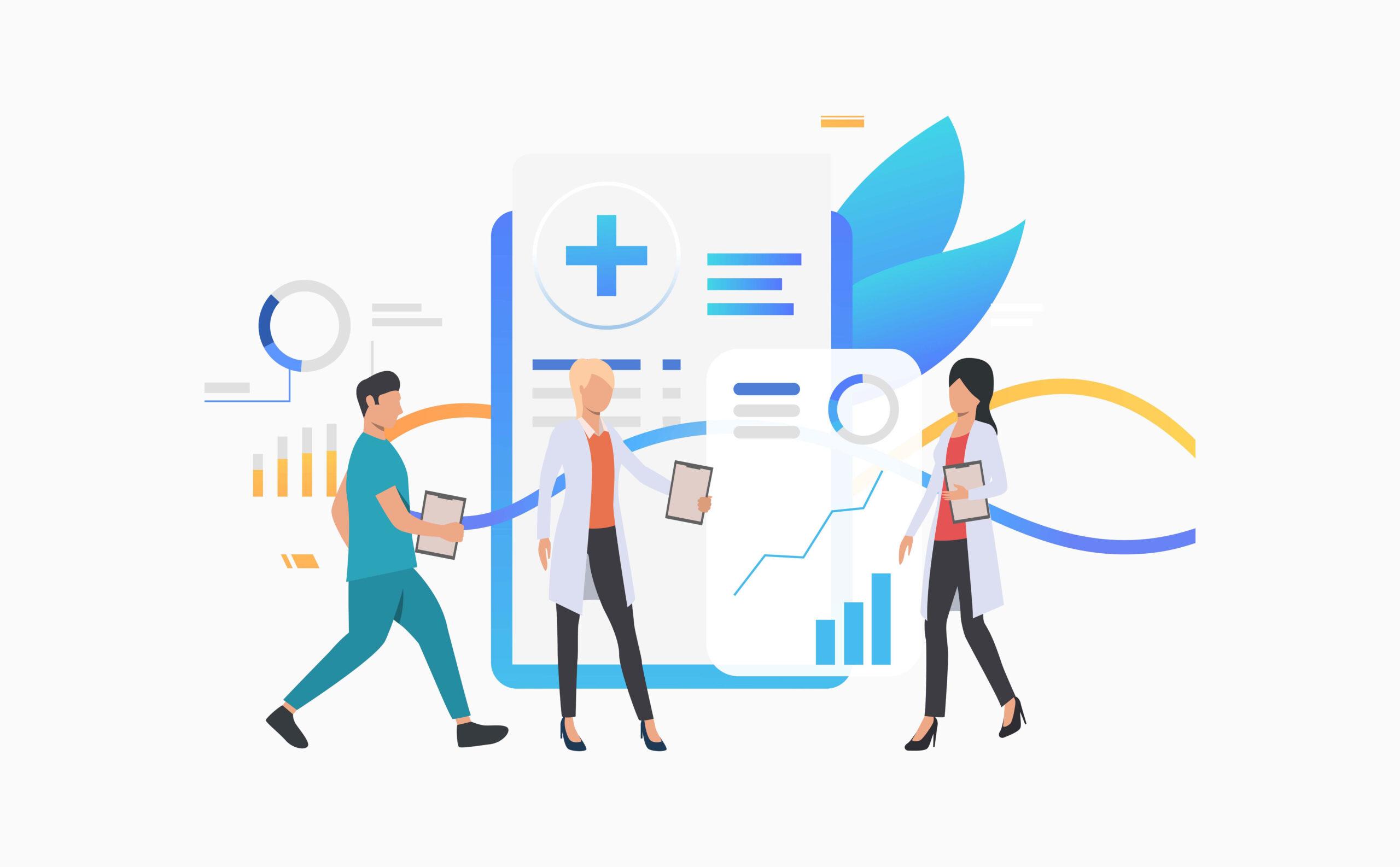 اصول سئو برای وب سایت پزشکان